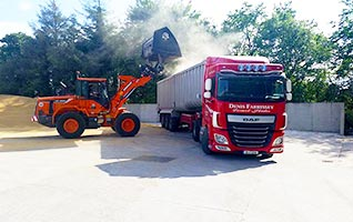 Bulk Tipper Haulage Solutions in County Cork Image