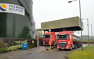 Farrissey Molasses Haulage in Cork and South West Ireland Image